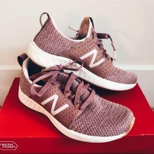 Blush Pink NB Sneakers